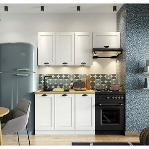 Küchenmöbel Adele II Küche-Set Küchenblock Einbauküche Küchenzeile Schrank M24