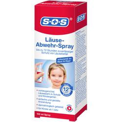 SOS Läuse-Abwehr-Spray