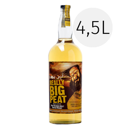 Really Big Peat Whisky 4,5 L