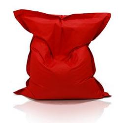KINZLER Riesen-Sitzsack, 320 Liter, outdoorfähig in rot