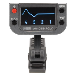 Korg AW-OTB-Poly Clip on Tuner