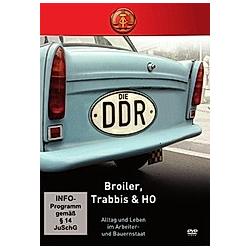 Die DDR - Broiler  Trabbis & HO - DVD  Filme