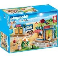 Playmobil Family Fun Großer Campingplatz 70087