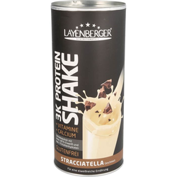 LAYENBERGER LowCarb.one 3K Protein Shake Straccia. 360 g