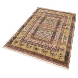 Orientteppich Gabiro Pazyryk, Oriental Weavers, rechteckig, Höhe 11 mm blau 200 cm x 192 cm x 11 mm