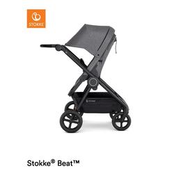 Stokke® Kinderwagen Beat™ Black Melange