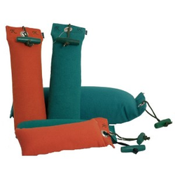 Junior Dummy 250 gram voor de hond  2 x (Groen 300 102-00)