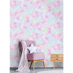 Papiertapete Iridescent Texture Multi, 10 m x 53 cm bunt