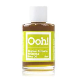 Oils of Heaven Organic Avocado Face Oil  olejek do twarzy  15 ml