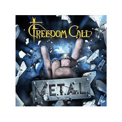 Freedom Call - M.E.T.A.L. (LP + Bonus-CD)