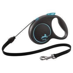 flexi BLACK DESIGN Seil blau, Größe: M