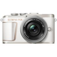 Olympus PEN E-PL 10 silber + 14-42mm EZ silber