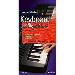 Keyboard und Digital-Piano. Hugo Pinksterboer  - Buch