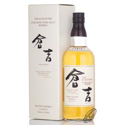 The Kurayoshi Pure Malt Whisky 43% vol. 0,70l