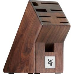 WMF Messerblock Messerblock aus Walnussholz