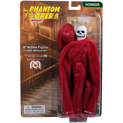 Mego Sammelfigur Mego - Phantom of the Red Death - Actionfigur