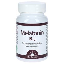 MELATONIN B12 Dr.Jacob's Tabletten 60 St
