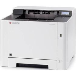 Kyocera ECOSYS P5021cdn Farblaser Drucker A4 21 S./min 21 S./min 9600 x 600 dpi LAN, Duplex