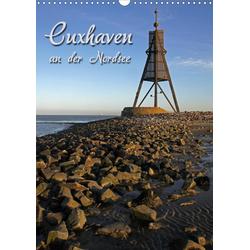 Cuxhaven (Wandkalender 2021 DIN A3 hoch)