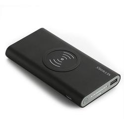 Networx Lader Wireless Charging Powerbank 8000mAh schwarz