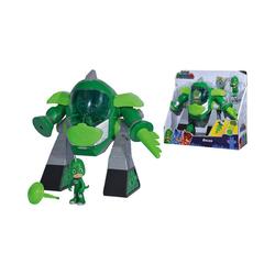 SIMBA Actionfigur PJ Masks Turbo Roboter Gecko