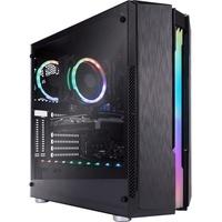 Captiva R56-369 DDR4-SDRAM 3400G Desktop AMD Ryzen 5 16 GB 1500 GB HDD+SSD PC Schwarz