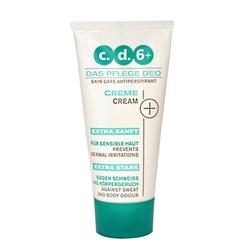 CD6+Pflegedeo Creme 50 ml