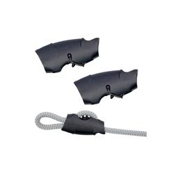 Toldoro Seilzug Seil- & Tauwerk KlemmeSuper Sharky Sonnensegel und Segelzubehör 6mm