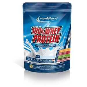 IronMaxx 100% Whey Protein 500g (Geschmack: Cookies & Cream)