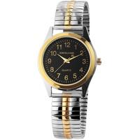 Excellanc Herren-Uhr mit Metallzugband Comfort Fit Analog Quarz 2700013