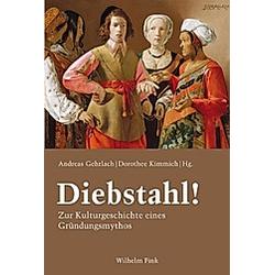 Diebstahl! - Buch