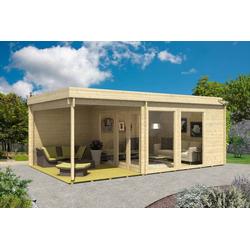 Design Gartenhaus Avantgarde-44, ohne Imprägnierung