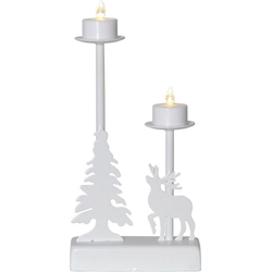 STAR TRADING Kerzenleuchter LED-Leuchter