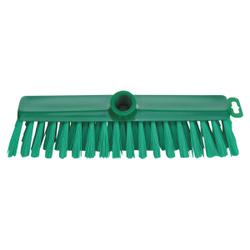 Haug Hygiene Besen, 295 x 60 x 95, Besatz: PBT Ø 0,50 mm (mittel), Besatzfarbe: grün