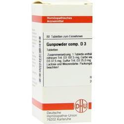 Gunpowder comp. D 3