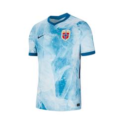 NIKE Herren Trikot 'Norwegen' blau / weiß / rot, Größe S, 5081085