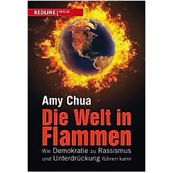 Die Welt in Flammen. Amy Chua  - Buch