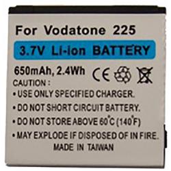 Akku für Vodafone 125, 225, 246, ZTE Vegas, A34, A37, C300