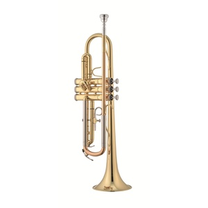 Jupiter JTR 500 Q in B Trompete Messing lackiert