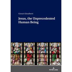 Jesus the Unprecedented Human Being: eBook von Ghisalberti Giosue Ghisalberti