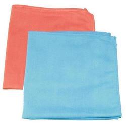 Fenstertuch Microfasertuch für Fenster blau klein
