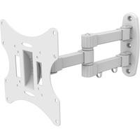 PureMounts PM-BASIC2-37W Flachbildschirm-Wandhalterung 94 cm (37 Zoll) weiß