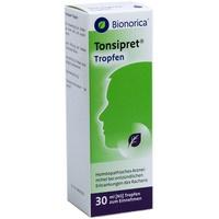 Bionorica TONSIPRET Tropfen