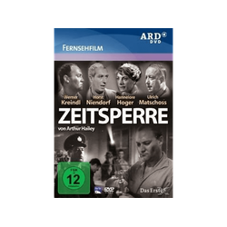ZEITSPERRE DVD