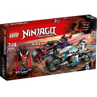 Lego Ninjago Straßenrennen des Schlangenjaguars (70639)
