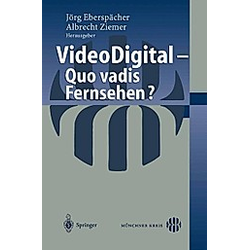 Video Digital - Quo vadis Fernsehen? - Buch