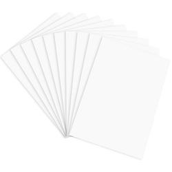 Tonpapier, weiß, 21 x 29,7 cm, 50 Blatt