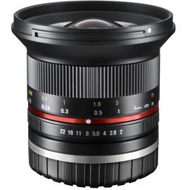 Walimex 12mm F2,0 CSC Sony E schwarz