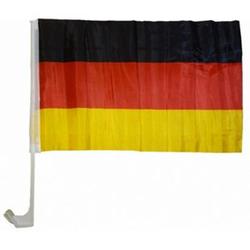 Autoflagge Deutschland 30 x 40 cm Auto Flagge Fahne Autofahne Fensterflagge Fanfahne