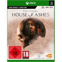 The Dark Pictures Anthology: House of Ashes - XBSX/XBOne [EU Version]